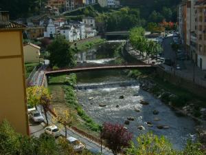 Río Narcea en Cangas del Narcea