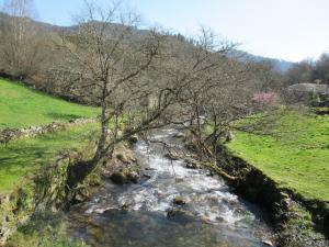 Río Agüeira en Barreiras