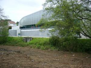 Zona del Palacio de Congresos
