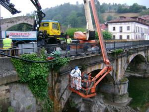Renovación del abastecimiento