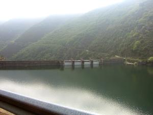 Presa del embalse de Salime (Asturias/Lugo)