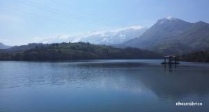 Embalse de Los Alfilorios (Asturias)