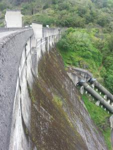 Presa de Doiras (Asturias)