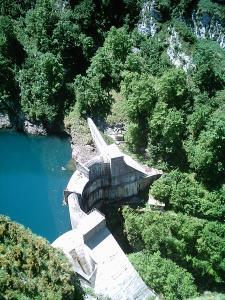 Presa de La Jocica (Asturias)