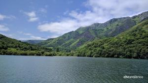 Embalse de Rioseco (Asturias)