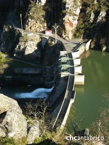 Presa de Rioseco (Asturias)
