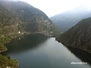 Embalse de Salime (Asturias/Lugo)