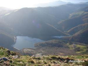 Embalse de San Antón (Endara) (Navarra)