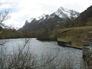 Embalse de Somiedo (Asturias)