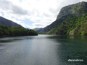 Embalse de Tanes (Asturias)