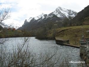 Embalse del Valle I (Asturias)