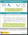 Ver infografía ¿Por qué hay que proteger el DPH?